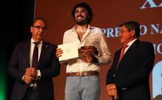 El premio Francisco Valdés de Don Benito es finalmente para Daniel Ramírez
