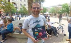 Pedro Vaquero escribe cinco libros infantiles para cinco causas solidarias