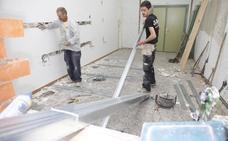 Cuatro centros educativos públicos de Cáceres afrontan el verano en obras