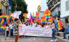 Una manifestación da paso a talleres sobre diversidad LGTBI en Don Benito