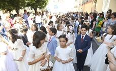 Procesión del Corpus en Badajoz