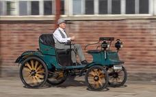 Opel cumple 120 años fabricando automóviles