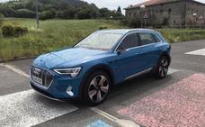 El primer eléctrico de Audi tiene 408 CV y una autonomía de 417 kilómetros