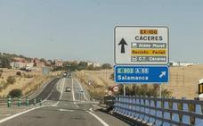El BOE publica el proyecto del primer tramo de la autovía Cáceres-Badajoz