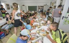 La Junta inicia hoy los talleres con comedor para mil niños en riesgo de exclusión