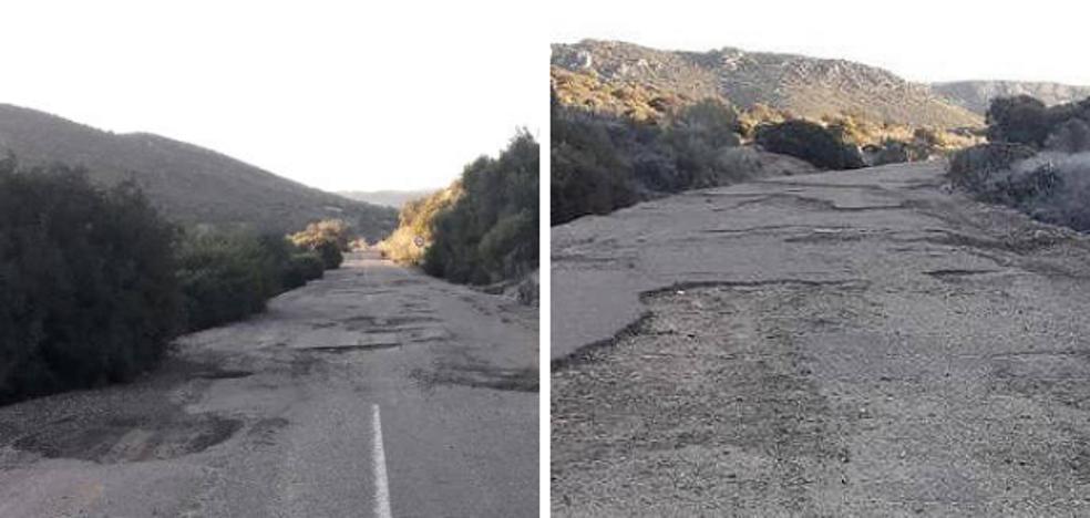 Una carretera de 16 kilómetros a ninguna parte