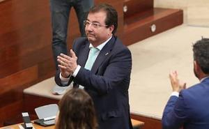 Vara ya es presidente con los únicos votos en contra del PP