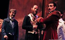 'El conde de Montecristo' logra el cuarto lleno del Festival de Teatro Clásico de Cáceres