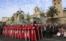 La asociación de Santa Eulalia planea un Via Lucis durante el Trecenario