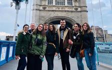 Alumnos del IES San Fernando de Badajoz se forman en restaurantes de José Pizarro en Londres