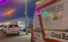 Cruz Roja realiza nueve asistencias en la Feria de Badajoz, una de ellas por intoxicación etílica