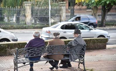 Sube un 1,1% el número de pensiones y aumenta un 6% la cuantía media en la región