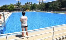 La piscina de Trujillo llega justo a tiempo a la ola de calor