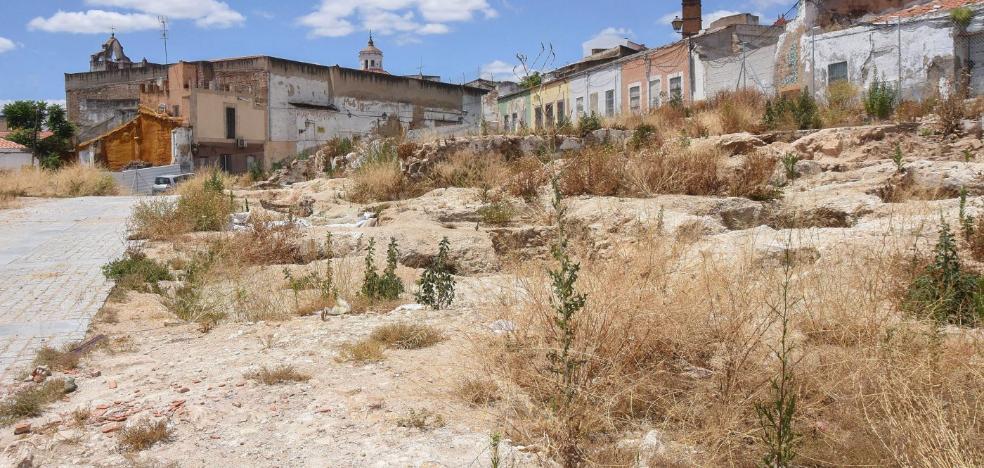 El abandono de los yacimientos arqueológicos de Badajoz amenaza su conservación