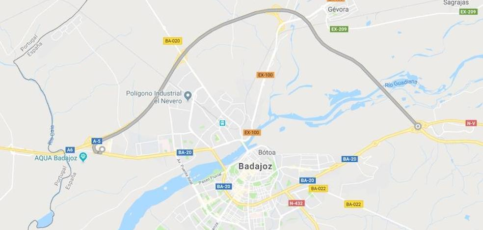 Detenido a la altura de Cerro Gordo en Badajoz un conductor kamikaze ebrio que circulaba por la A-5