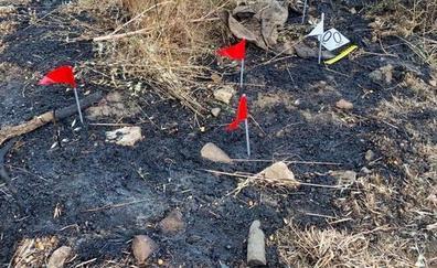 Investigan al dueño de una parcela por causar un incendio forestal cuando quemaba residuos