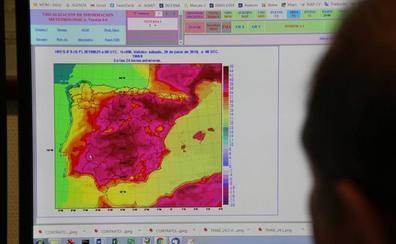 Junio dice adiós con una ola de calor en Extremadura
