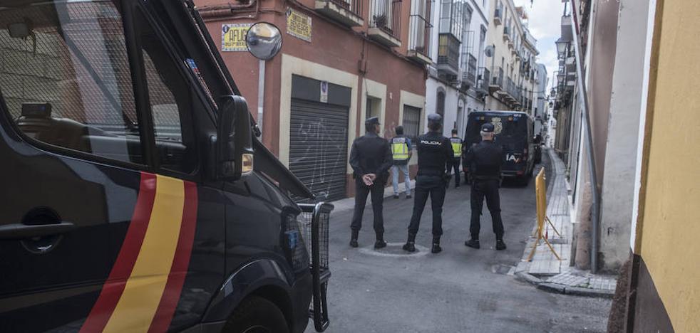 Varias detenciones en Cáceres y Badajoz en una redada contra la droga
