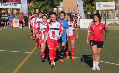 La IX Women's Cup del Santa Teresa inicia la segunda edición del proyecto 'Igualdad más Deporte' de la FJyD