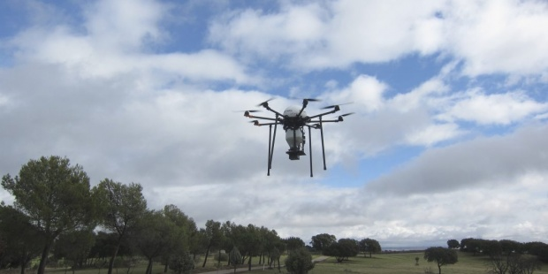Carreras de drones: España ya tiene su liga