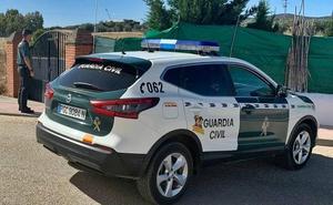 Desarticulan un grupo delictivo que robaba en casas de campo y naves de Santa Marta de los Barros