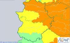 El calor se notará sobre todo hoy en La Siberia y el norte de Cáceres