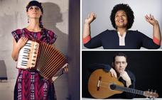 Sonidos de Cabo Verde y Chile en los Conciertos de Pedrilla en Cáceres