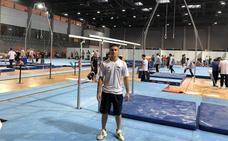 Sergio Moreno debuta en el Mundial Junior