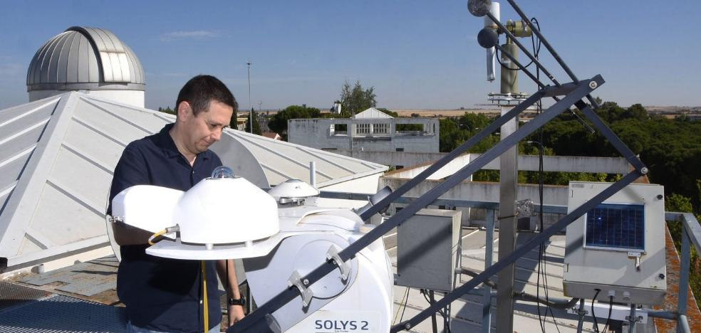 Una página web que ayuda a protegerse del sol