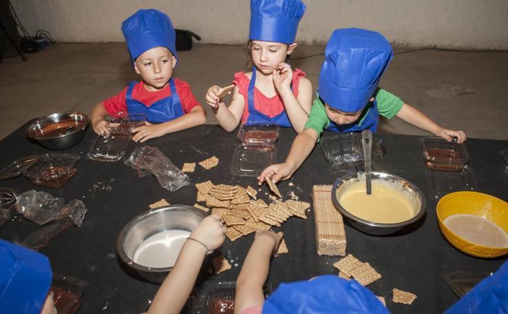 Cantera de cocineros en Badajoz