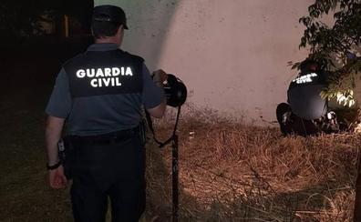 Detenidos dos vecinos de Plasencia por varios robos en zonas agrícolas