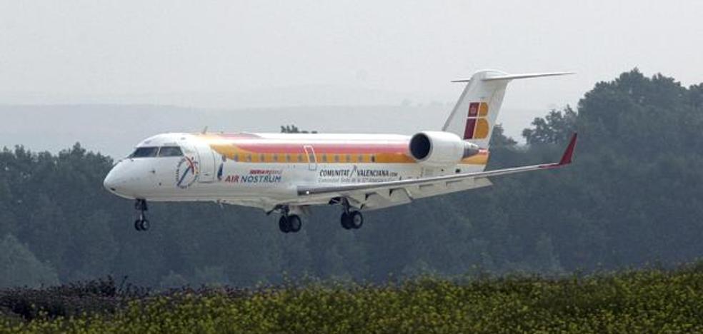 Dos horas de retraso en los vuelos Barcelona-Badajoz y Badajoz-Barcelona