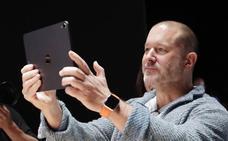 Abandona Apple el veterano jefe de diseño que dio forma al iPhone