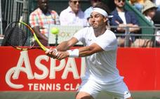 Nadal cede ante Pouille y llega a Wimbledon sin victorias en hierba