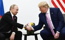 Trump a Putin: «No interfieras en las elecciones, por favor»