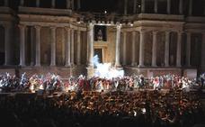 La fuerza de la ópera seduce a Mérida