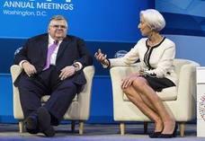 La política monetaria no debe ser el principal motor económico, según los bancos centrales