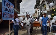 El grito que desgarra a Colombia