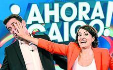 Silvia Abril releva a Arturo Valls