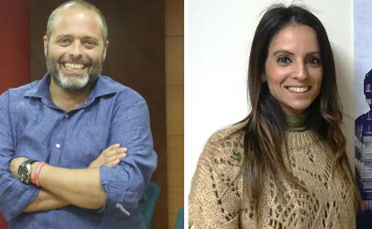 Los consejeros de la Junta de Extremadura