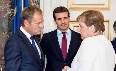 El reparto de cargos de la UE se fía a otra maniobra a la desesperada