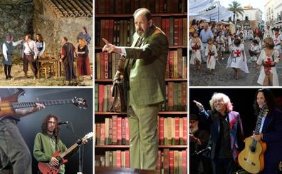Julio arranca repleto de teatro y música para recibir a los Templarios y los Conversos
