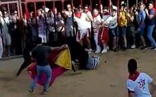 Fallece el hombre que sufrió tres cornadas durante el último encierro de los 'Sanjuanes' de Coria