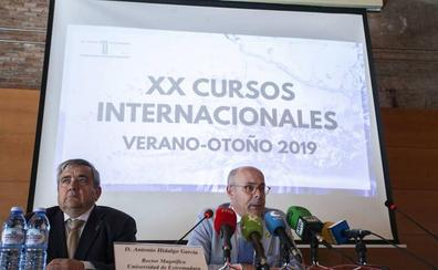XX edición de los Cursos Internacionales de Verano 2019 de la UEx
