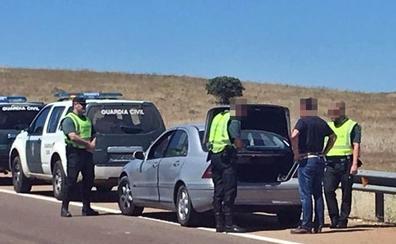 Detenido el cómplice del atracador del Ibercaja de Alburquerque