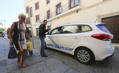 El TSJEx condena al Consistorio a adjudicar seis licencias de taxi pendientes desde 2013