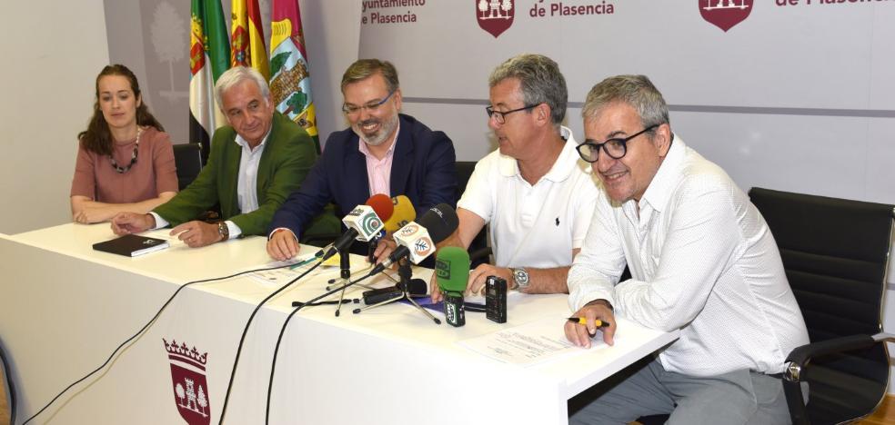 Pizarro: «El proyecto de Robe Iniesta para Santa Bárbara está en estudio»
