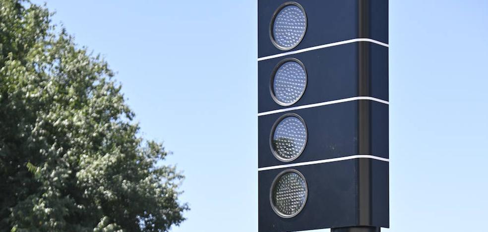 Los semáforos de Padre Tacoronte en Badajoz empezarán a funcionar este mes