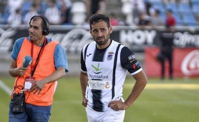 Damián Petcoff no seguirá en el Badajoz la próxima temporada