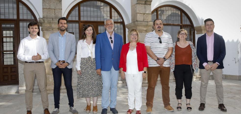 Cordero crea tres vicepresidencias y nombra portavoz a Sánchez Cotrina